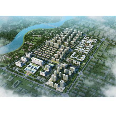 青岛平度区医院地块策划与规划