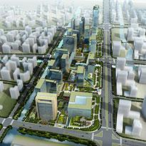 江苏省扬州市广陵新城城庆广场景观设计