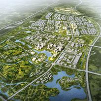 江苏省南通市通州区先锋街道概念规划暨生态活力景区城市设计