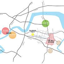 中国(萧山)化纤科技城商务核心区概念设计