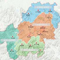 浙江省湖州市安吉县域乡村建设规划(住建部2016年优秀项目)