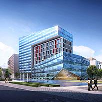 河南省郑州榕基软件园规划及建筑设计