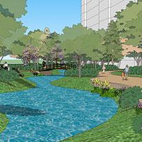 江苏省苏州金桂家园景观设计