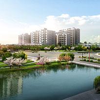 江苏省南通高新区景观绿化设计