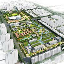 江苏省常熟市海虞镇双创园规修建性详细规划及概念性建筑改造方案设计